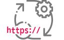 短縮URL生成アイコン